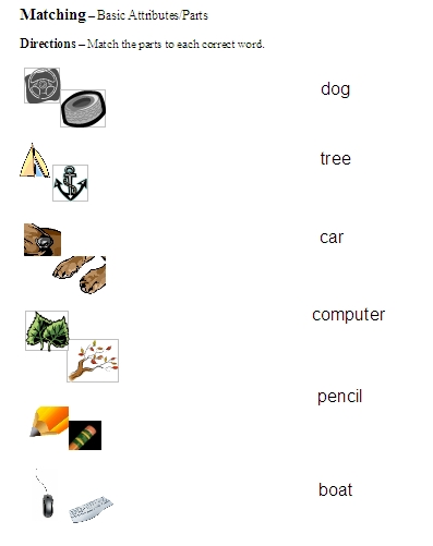 Attributes Functions And Parts Free Language Stuff