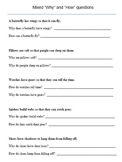 Worksheet Aphasia Worksheets questions free language stuff 1