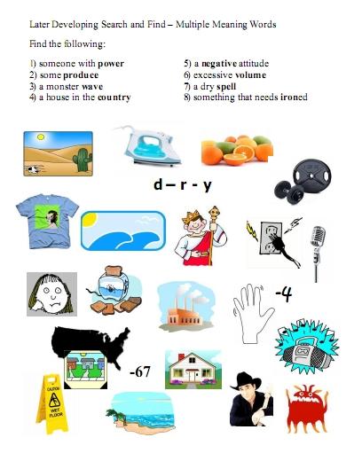 math worksheet : friction worksheet for grade 2  fraction worksheet for grade 2  : Multiple Meaning Words Worksheet 3rd Grade