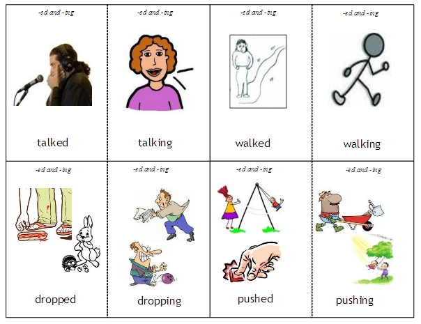 Minimal Pairs Language Activities