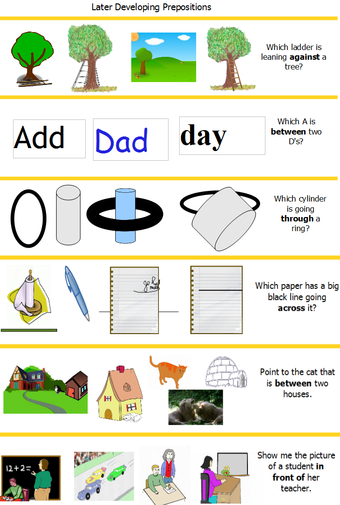 Printable Worksheets worksheets on prepositions for grade 1 : Prepositions | Free Language Stuff