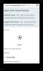 basic verb tense 1